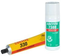 LOCTITE AA 330 (Universell/Gute Schlagfestigkeit) inkl. Aktivator