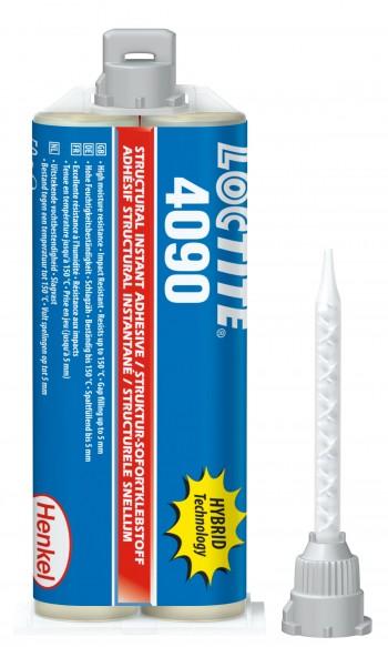 LOCTITE 4090 (Strukturklebstoff Metallklebstoff Sofortklebstoff) 50g