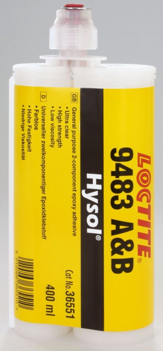 LOCTITE EA 9483  (Transparent/Fließfähig) inkl. Dosierspitze