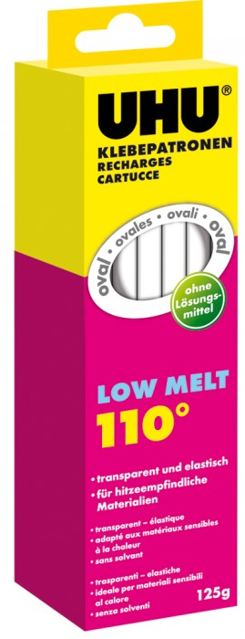 KLEBEPATRONEN LOW MELT 110°C , 125g