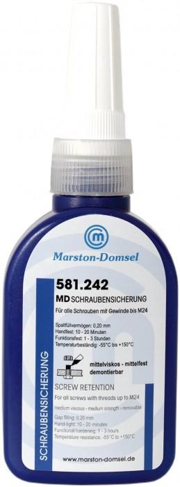 MD Anaerobe Schraubensicherung 581.242 (bis M24/Mittelfest/Mittelviskos)