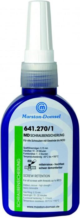 MD Anaerobe Schraubensicherung 641.270/1 (bis M20/Hochfest/mittelviskos)