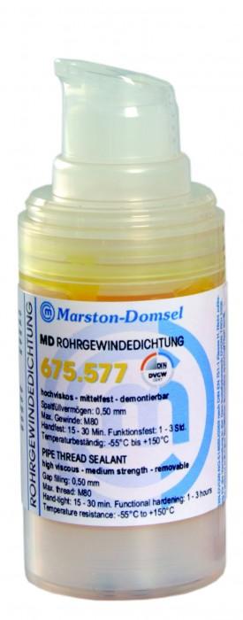 MD Anaerobe Rohrgewindedichtung 675.577  (Verarbeitung unter 5°C/Hochviskos/Mittelfest)