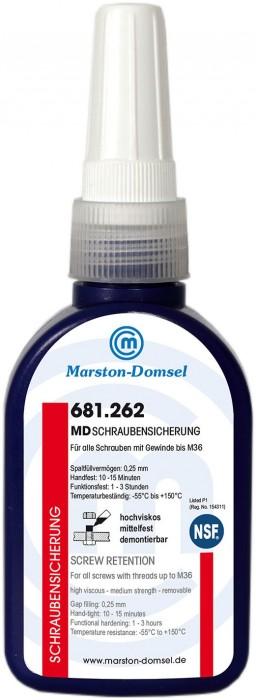 MD Anaerobe Schraubensicherung 681.262 (bis M36/mittelfest/hochviskos)