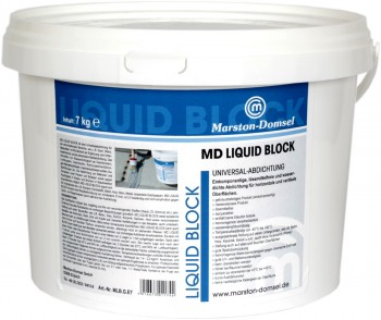Liquid block (Universalabdichtung / Gießsilikon)