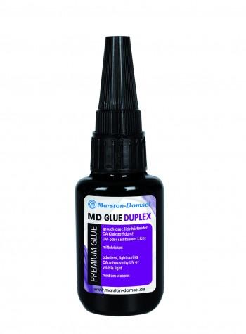 MD PREMIUM GLUE Duplex UV-Klebstoff Flasche 20 g