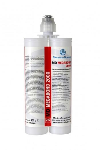 MD Megabond 2000 1:1 400g (Witterungsbeständig/Überlackierbar) inkl. Dosierspitze