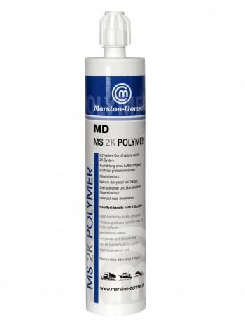 MD MS-Polymer 2K grau Kartusche 400g