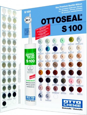 OTTO SEAL S100 310ml Kartusche Sanitärgrau