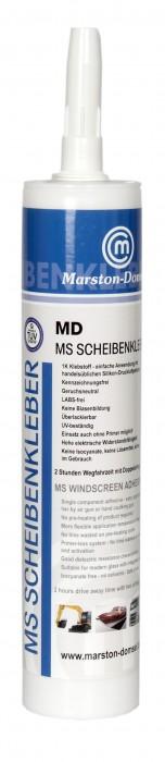 MD MS Scheibenkleber 420g (Kfz-Windschutzscheibe/Nass auf Nass überlackierbar)