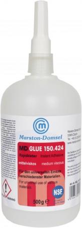 MD GLUE Rapidkleber 150.424 500g (sehr gute universelle Eigenschaften)