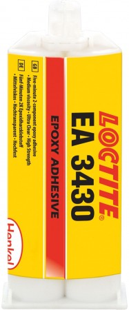 LOCTITE EA 3430 (Wasserbeständig/Transparent) inkl. Dosierspitze