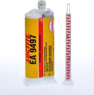LOCTITE EA 9497 50ml (Temperaturbeständigkeit) inkl. Dosierspitze