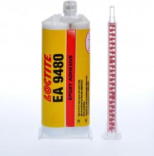 LOCTITE EA 9480 50ml (Lebensmittelkontakt-Freigabe) inkl. Dosierspitze