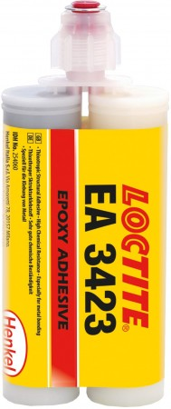 LOCTITE EA 3423 200ml (für Metall/nachschleifbar) inkl. Dosierspitze
