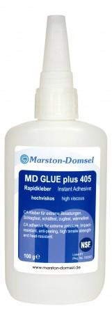 MD GLUE Rapidkleber 405 (Modellbaukleber,Kunstoffkleber) 100g Flasche