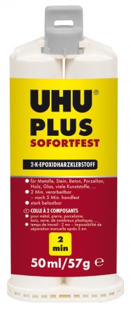 UHU PLUS Sofortfest