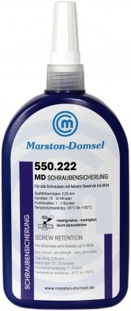 MD Anaerobe Schraubensicherung 550.222 250g (bis M24/Niedrigfest/Niedrigviskos)