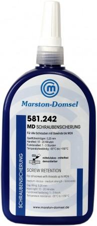 MD Anaerobe Schraubensicherung 581.242 250g (bis M24/Mittelfest/Mittelviskos)