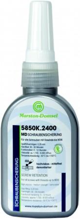 MD Anaerobe Schraubensicherung 5850K-2400 50g (bis M36/mittelfest/hochviskos/Kennzeichnungsfrei)