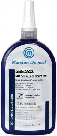 MD Anaerobe Schraubensicherung 585.243 250g  (bis M36/Mittelfest/Hochviskos/DVGW-Freigabe)