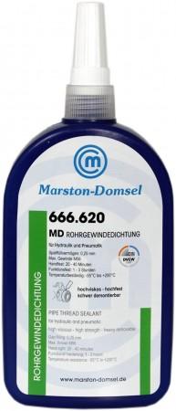 MD Anaerobe Rohrgewindedichtung 666.620 250g (Hochviskos/Hochfest)