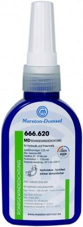 MD Anaerobe Rohrgewindedichtung 666.620 (Hochviskos/Hochfest)