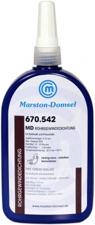 MD Anaerobe Rohrgewindedichtung 670.542 250g (Niedrigviskos/Mittelfest)