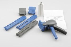 COX MR 50 complete kit 2K/Manuell Mischverhältnis 1:1, 2:1, 4:1 und 10:1