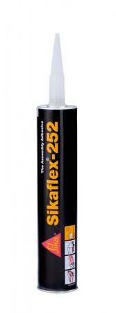 Sikaflex®-252 Konstruktionsklebstoff weiß