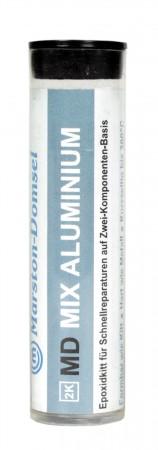 MD-mix Reparaturkitt Aluminium