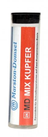 MD-mix Reparaturkitt Kupfer 56g