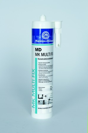 MD MK MULTI FIX Konstruktionsklebstoff 470g (Schnelle Reaktionszeit, Holz/Holz)