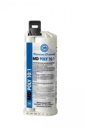MD POLY 10:1 50g (Spezialklebstoff für PP,PE,PTFE &Teflon usw.) inkl. Dosierspitze