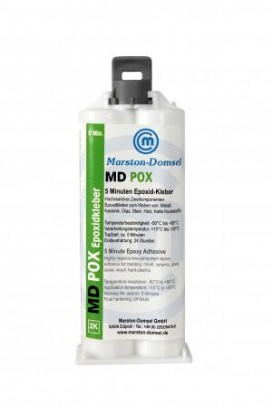MD POX 1:1 5Min. 50g (klebt Keramik/Glas uvm.) inkl. Dosierspitze