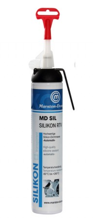MD-Silikon transparent
