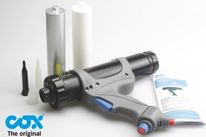 COX Jetflow 3 Cartridge 1K/Pneumatisch