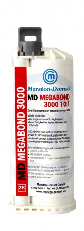 Megabond 3000 10:1 (Säure- & Basenbeständig/ UV-Beständig) inkl. Dosierspitze