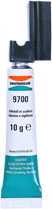 technicoll® 9700 Schwarz 10g (Abdichtung von Stoßfugen)