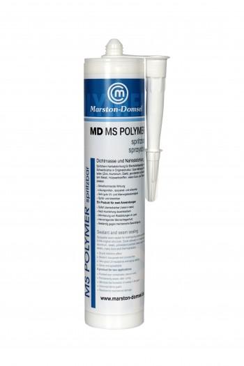 MArston-Domsel MS-Polymer für Spritzbare Nahtabdichtungen 450g (310ml) /Grau