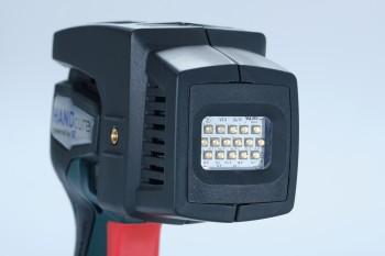 IsT HANDcure - UV-LED Lampe inkl. Akku & Zubehör