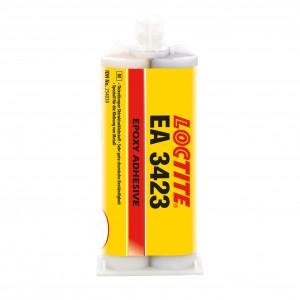 LOCTITE EA 3423  (für Metall/nachschleifbar) inkl. Dosierspitze