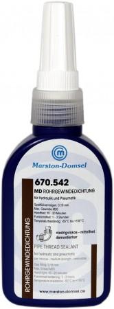 MD Anaerobe Rohrgewindedichtung 670.542 (Niedrigviskos/Mittelfest)