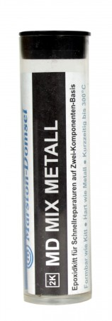 MD-mix Reparaturkitt Stahl & Metall