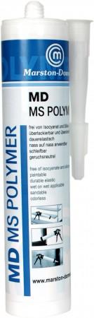 MD-MS-Polymer Transparent 300g  (Elastische Abdichtung von Nähten/Geruchsneutral)