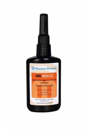 MD-UV Kleber 22 50g Flasche