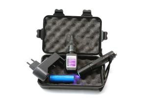 Profi UV Klebeset inkl. MD Glue Duplex 20g