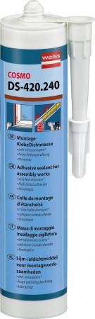 Weiss Chemie Dampfsperren - Klebedichtmasse