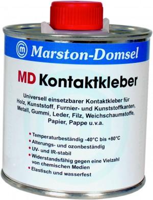 MD-Kontaktkleber (Permanent elastisch/Wasserfest)  250ml Pinseldose